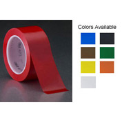 "3m™ Vinyl Tape 471 Red, 1/2"" X 36 Yd - Pkg Qty 72"