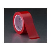 "3m™ Vinyl Tape 471 Red, 2"" X 36 Yd - Pkg Qty 24"