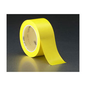 "3m™ Vinyl Tape 471 Yellow, 2"" X 36 Yd - Pkg Qty 24"