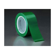 "3m™ Vinyl Tape 471 Green, 2"" X 36 Yd - Pkg Qty 24"