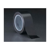 "3m™ Vinyl Tape 471 Black, 3"" X 36 Yd - Pkg Qty 12"