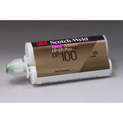 3M™ Scotch-Weld™ Epoxy Adhesive Dp100 Plus Clear Duo-Pak - Pkg Qty 12