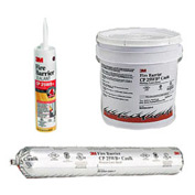 3m™ Fire Barrier Caulk Cp-25 Wb+ 10.1 Fluid Ounce Tube - Pkg Qty 12