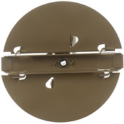 "AmeriFlow® 10"" Snap On Damper - Pkg Qty 10"