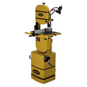 "Powermatic 1791216K Model PWBS-14CS 1.5HP 1-Phase 115/230V 14"" Bandsaw W/ Stand"