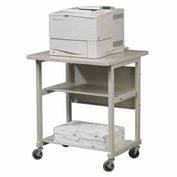 "Balt® 22601 LB-PR All-Purpose Stand, 27-1/2""H x 32-1/2""W x 25""D, Gray"