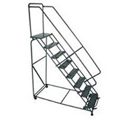 "CAL-OSHA KIT 5-9 Step Ladders - 24""W Steps"