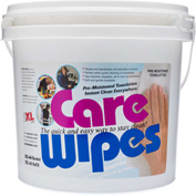 2XL CareWipes Professional Bucket - 700 Wipes/Roll - 2/Case - 2XL-44