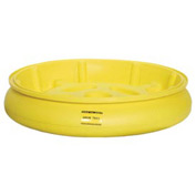 Eagle 1615 Drum Tray with Grating for 30 and 55 Gallon Drums