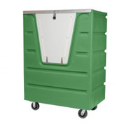 Dandux Green Hopper Front Security Bulk Truck 51-1460SE 38 Cu. Ft.