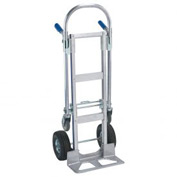 Wesco® Cobra Jr. 220291 2-In-1 Convertible Aluminum Hand Truck