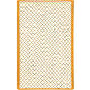 3' W Machinery Wire Fence Partition Panel