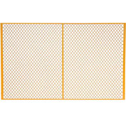 8' W Machinery Wire Fence Partition Panel