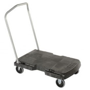 Rubbermaid® 4401 Triple® Trolley 3-In-1 Platform Truck 500 Lb. Cap.
