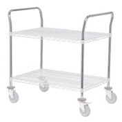 18 Inch Utility Cart Handle (Priced Each, In A Package Of 2) - Pkg Qty 2