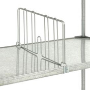 "Divider 18""D x 8""H for Nexel® Solid Shelves"
