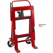 Wesco® Hydraulic Raise-N-Roll Machinery Dolly 260086 2000 Lb. Cap. - Pair