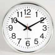 "15"" Wall Clock Battery Operated"