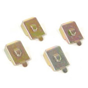 Extra Shelf Clips Set Of 4