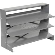 Bench Pick Rack For Corrugated Shelf Bins