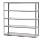 Extra Heavy Duty Shelving 72x24x72