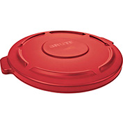 Flat Lid For 44 Gallon Round Trash Container