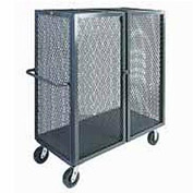 Jamco Security Clearview Truck VA472 73 x 38 2500 Lb. Capacity