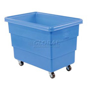Dandux Blue Plastic Box Truck 51-126020U-3S 20 Bushel Medium Duty