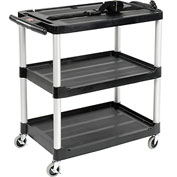 Rubbermaid Audio Visual Cart 33 x 19 x 33