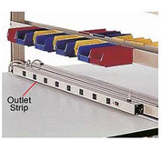 """36""""W 8 Outlet Power Strip"""