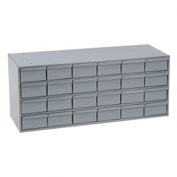 Durham Steel Storage Parts Drawer Cabinet 007-95 - 24 Drawers