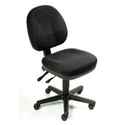 Task Chair - Fabric - Black