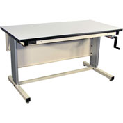 60 X 30 Anti-Static Top Ergo-Line Workbench- Beige