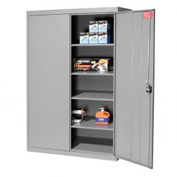 Sandusky Elite Series Storage Cabinet EA4R462472 - 46x24x72, Gray