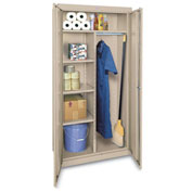 Sandusky Elite Series Combination Storage Cabinet EACR462472 - 46x24x72, Gray