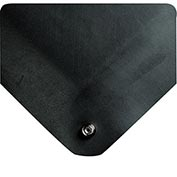 "1/2"" Thick Conductive Anti Static Mat 3'W x Custom Cut Length"