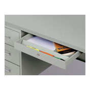 MBI - Center Drawer-Gray