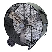 TPI PB42D,42 Inch Portable Blower Fan Direct Drive 1/2 HP 9000 CFM