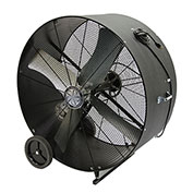 TPI PB48B,48 Inch Portable Blower Fan Belt Drive 1 HP 14400 CFM