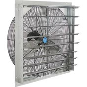 "Exhaust Ventilation Fan With Shutter 30"" Single Speed With Hardware"