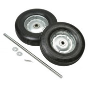 Universal Semi-Pneumatic 10 Inch Hand Truck Wheel Kit