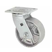 "Faultless Swivel Plate Caster 1406-4 4"" Steel Wheel"