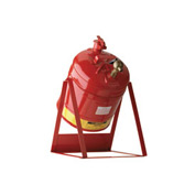 Type I - 5 Gallon Tilt Safety Can w/Top Faucet 08902 and Stand, 7150156