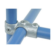 "Kee Safety - 467-  Tee And Crossover, 1-1/4"" Dia."