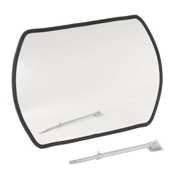 Acrylic Mirror 160 Degree Outdoor 20x30