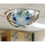 "Dome Ceiling Mirror 360 Degree 36""Dia"