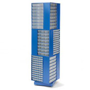 360 Degree Rotating Drawer Cabinet System with 368 Drawers