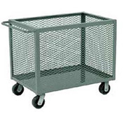 Jamco Clearview Box Truck GL236 36x24 1200 Lb. Capacity