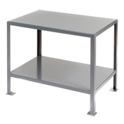 2 Shelf Machine Table 24 X 18