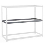 """Additional Level For Wide Span Rack 48""""W x 24""""D No Deck 1200 Lb Capacity"""